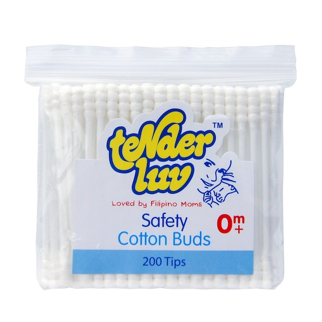 Tender Luv Tips Safety Cotton Buds 1
