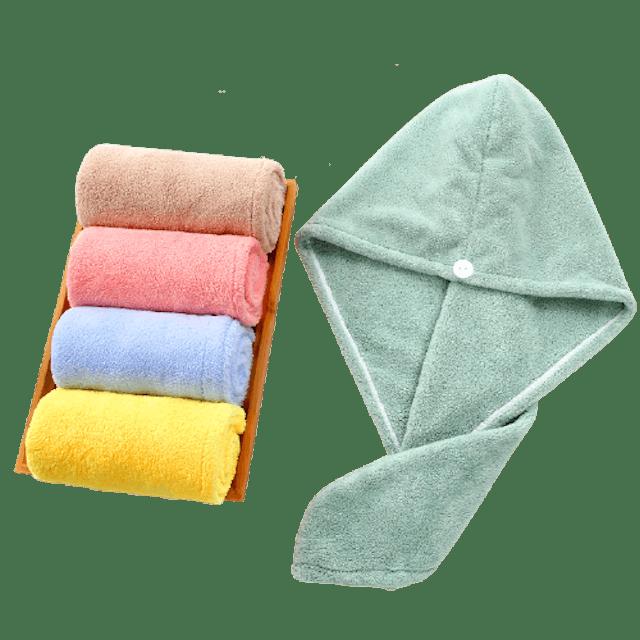 KONCO Hair Towel 1
