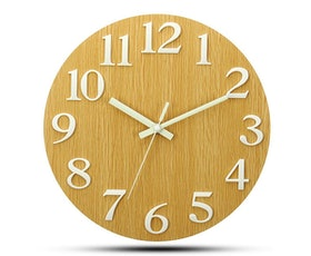 Top 10 Best Wall Clocks in the Philippines 2020  5