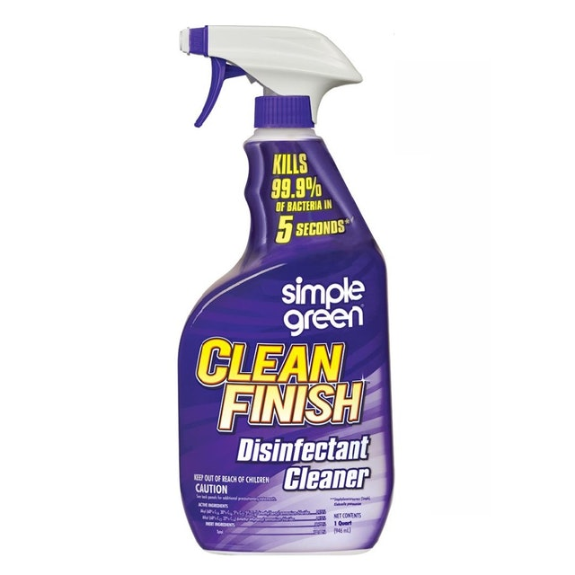 Simple Green  Clean Finish Disinfectant Cleaner 1