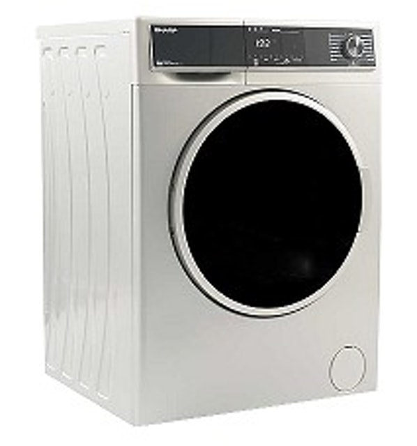 Sharp 8.0 Kg. Inverter Front Load Washing Machine 1