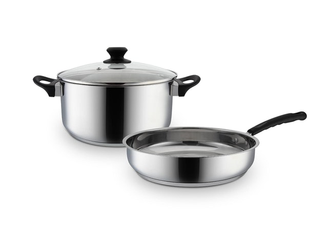Dynamex Premier Stainless Steel Cookware 1