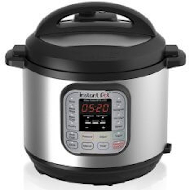 Instant Pot Duo 60 7-IN-1 Multi-Use Programmable Pressure Cooker 1