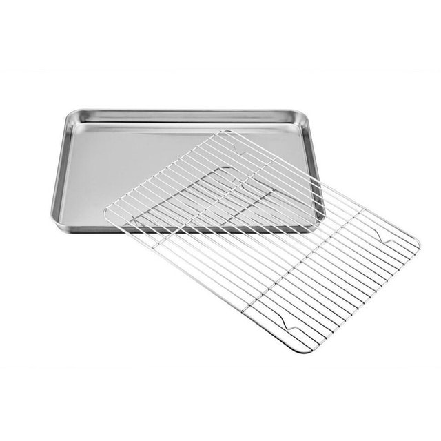 Cooling Rack With Oven Tray 1