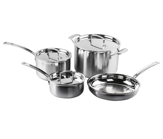 Cuisinart MultiClad Pro Triple-ply Stainless Cookware 1