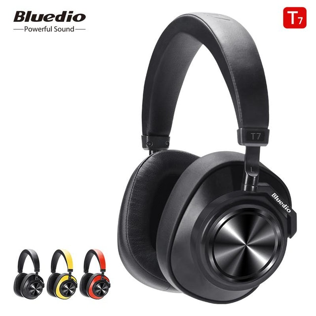 Bluedio T7 Bluetooth Headphones 1