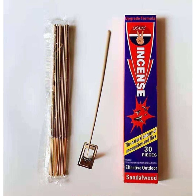 YAH Mosquito Incense 1