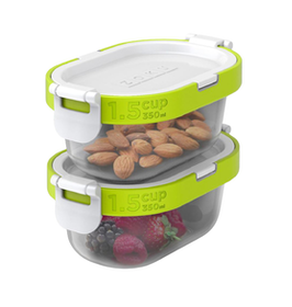 10 Best Microwavable Plastic Food Containers 2021 (Rubbermaid, Tupperware, and More) 3