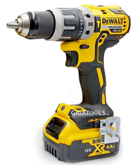 DeWALT Brushless Cordless Hammer Drill 1