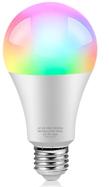 Smart Life Wi-Fi Smart Dimmable Bulb 1