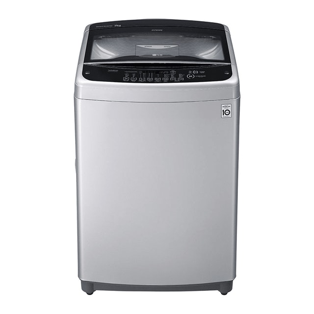 LG 7kg Top Load Washing Machine, Smart Inverter 1