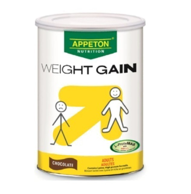 Appeton Weight Gain for Adults 1