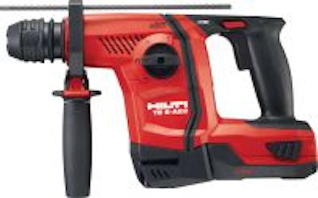 HILTI Cordless SDS Plus Rotary Hammer Drill 1