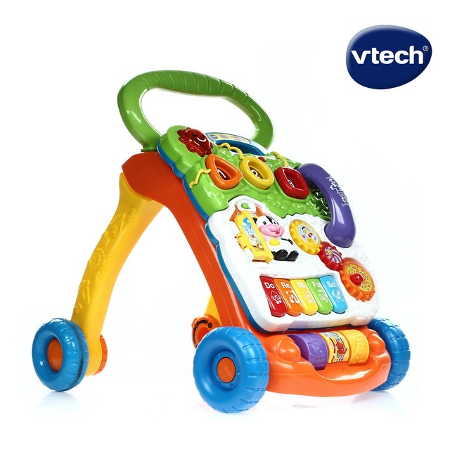 VTech First Steps Baby Walker Baby Toddler Toy 1