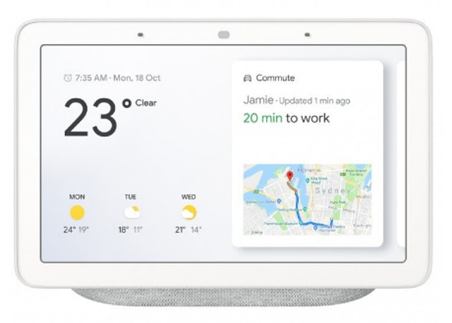 Google Nest Hub with Google Assistant 1