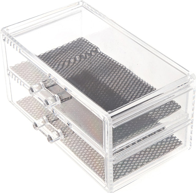 2-Drawer Acrylic Organizer 1