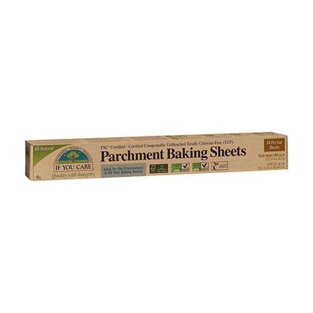 If You Care Parchment Baking Sheets 1
