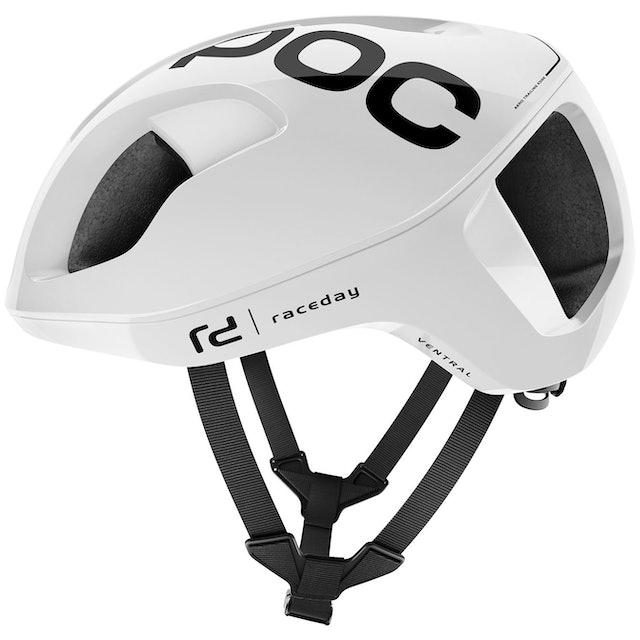 POC Ventral SPIN Helmet - Hydrogen White 1