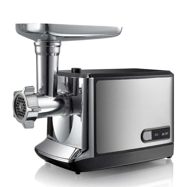 Bermoon Tenfly Germany Quality Stainless Steel Electric Meat Grinder 1
