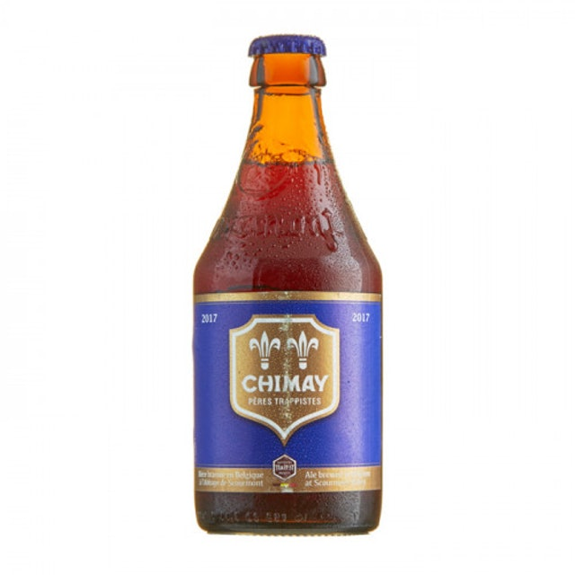 Chimay  Blue Belgian Beer 1
