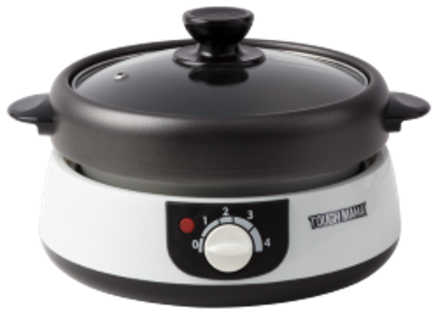 Tough Mama  8-in-1 Multifunction Cooker 1