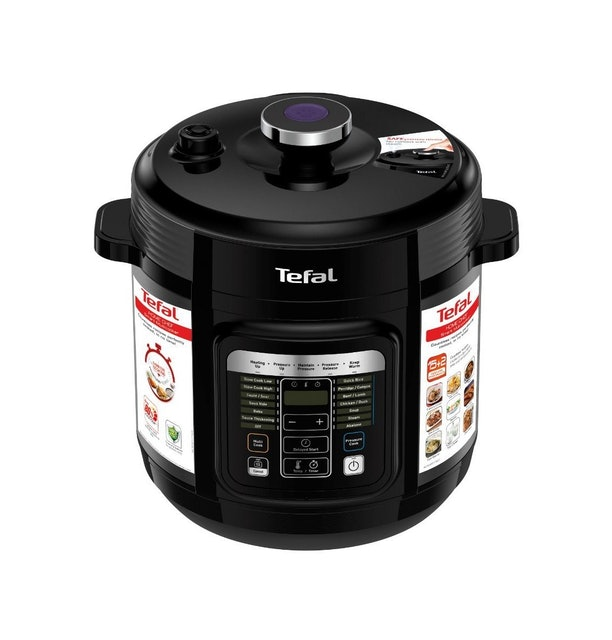 Tefal  Home Chef Smart Electric Pressure Cooker 1