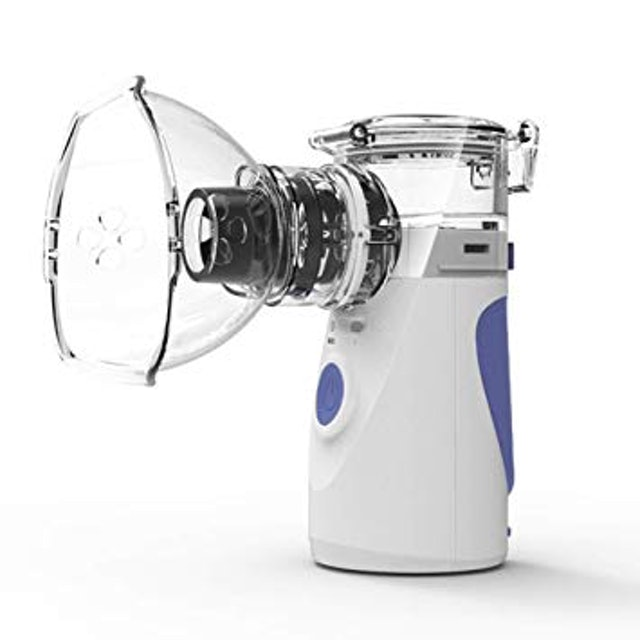 Handheld Ultrasonic Nebulizer 1