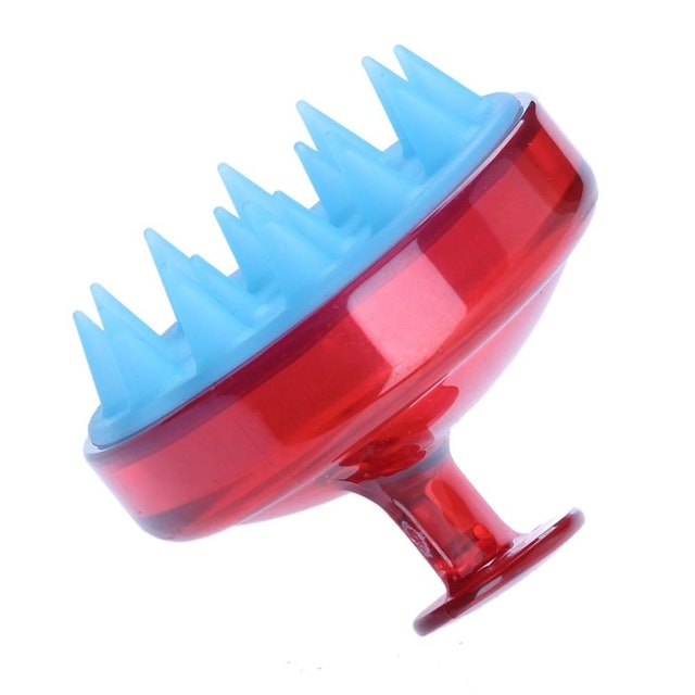 OEM Silicone In-Shower Scalp Massager 1