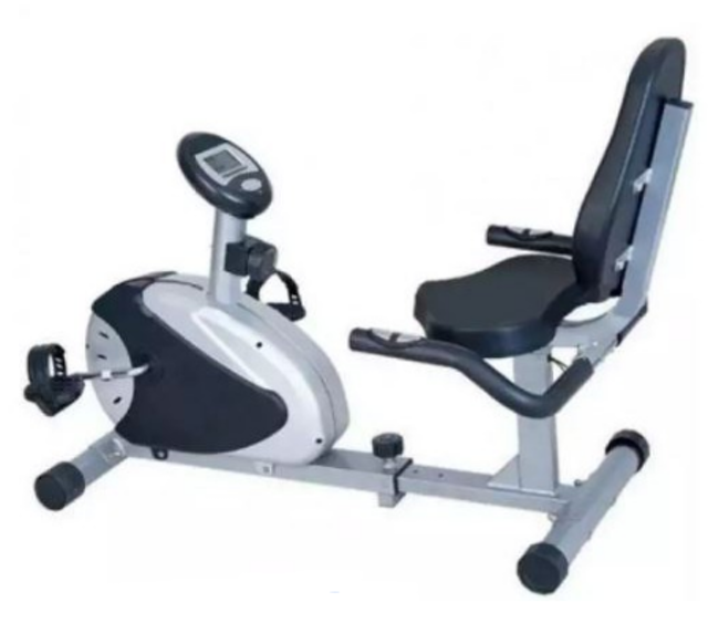 Marcy Muscle Power 6.2R Recumbent Bike 1