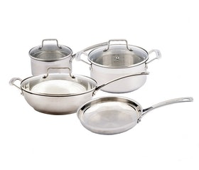 10 Best Stainless Steel Cookware in the Philippines 2021 (Cuisinart, Neoflam, and More) 2