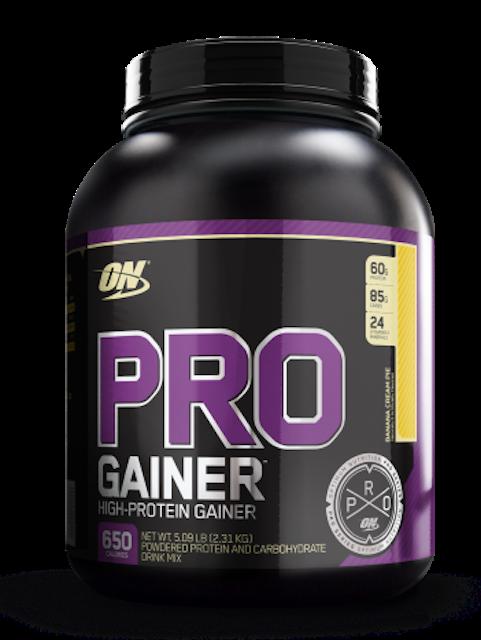 Optimum Nutrition Pro Gainer 1