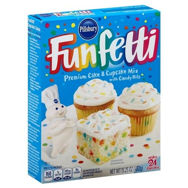 Pillsbury  Funfetti Cake Mix 1