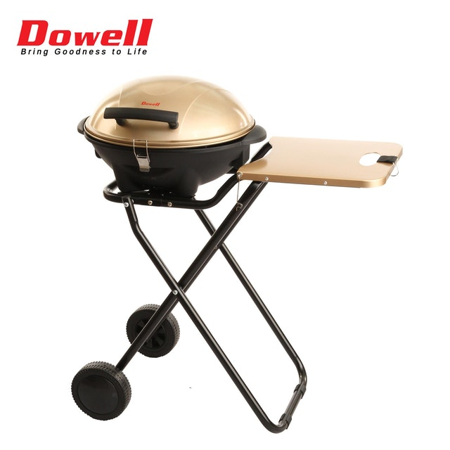 Dowell BBQ Grill Portable Electric Griller 1