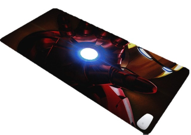 Mouse Pad and Keyboard Mat 1