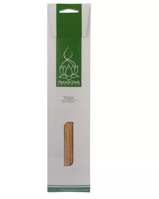 Slique Yoga Basil Ginger Incense Sticks 1