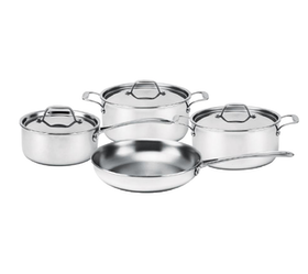 10 Best Stainless Steel Cookware in the Philippines 2021 (Cuisinart, Neoflam, and More) 1
