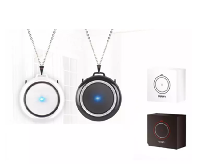 Aolon Personal Wearable Air Purifier 1