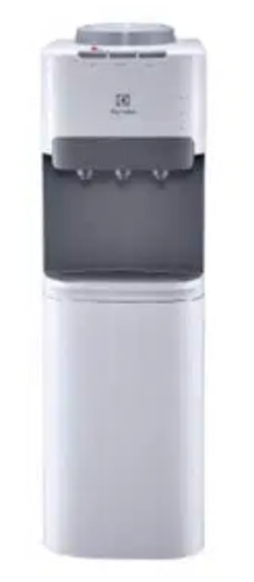 Electrolux Top Loading Water Dispenser with Cabinet 1