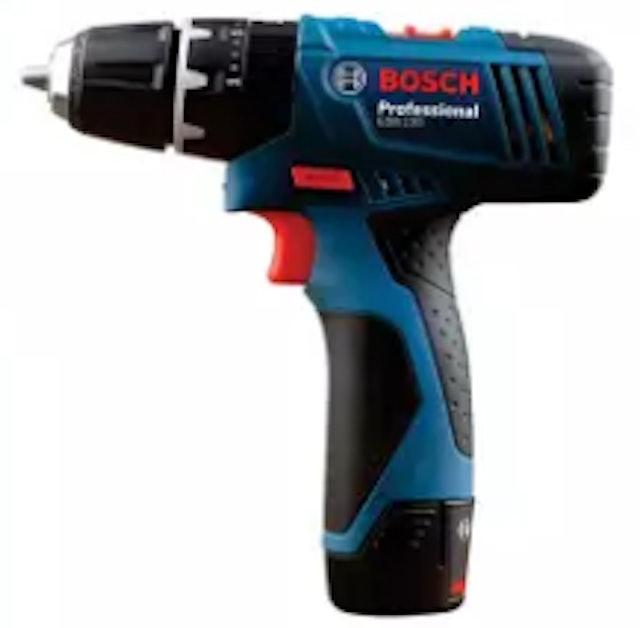 Bosch Cordless Impact Drill 1