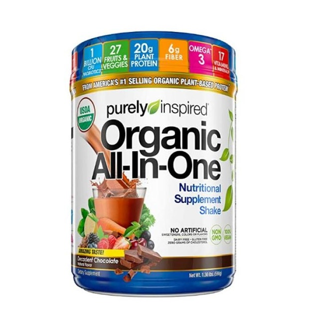 Purely Inspired Organic All-in-One Nutritional Supplement Shake 1
