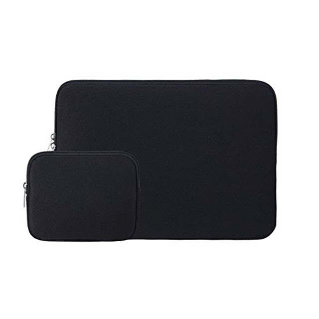 Laptop Sleeve with Small Pouch 1
