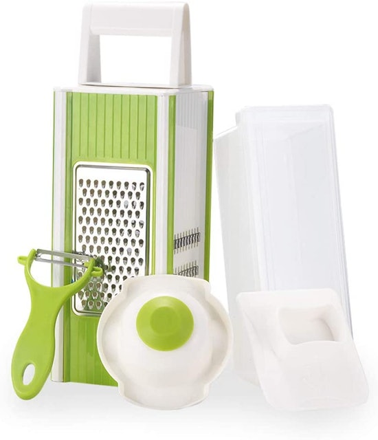 Abby Shi 5 in 1 Box Grater 1