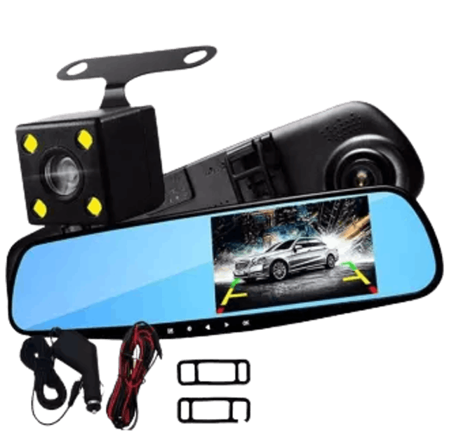 Anytek Mirror Dash Camera 1