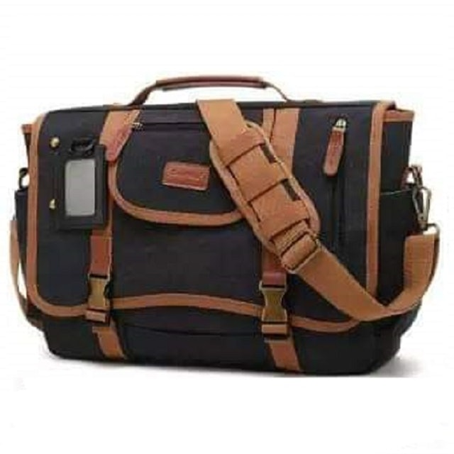 CoolBELL High-Quality Vintage Canvas  1