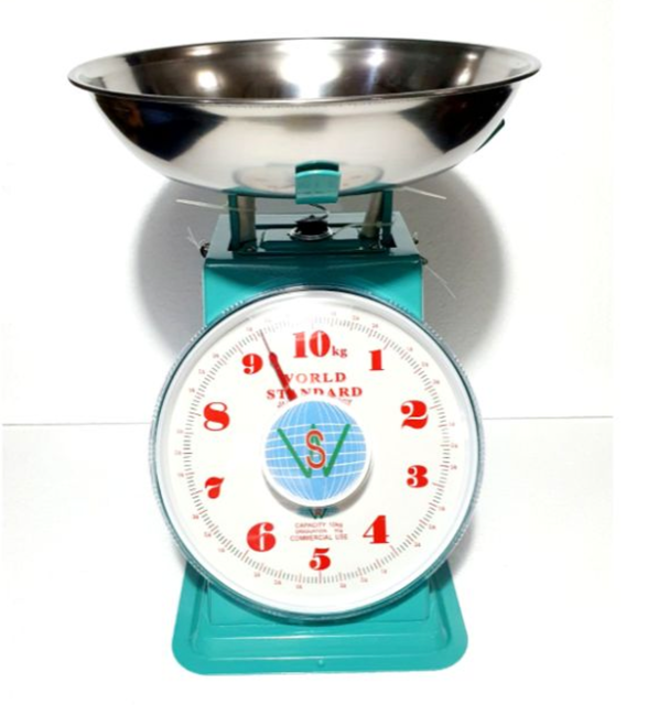 World Standard Spring Weighing Scale 1