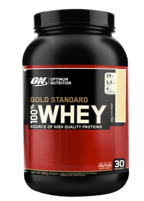 Optimum Nutrition Gold Standard Whey Protein Double Rich Chocolate 1