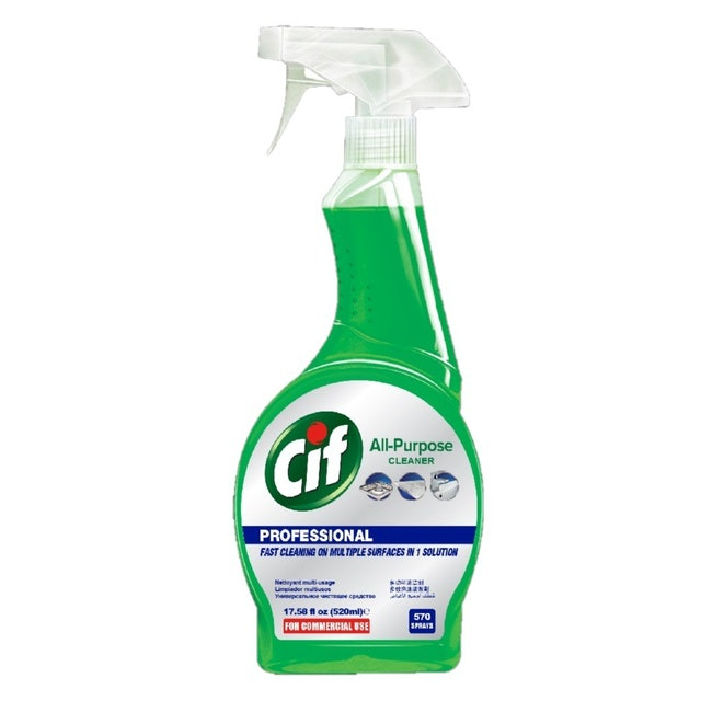 CIF Pro Antibacterial Spray All Purpose Cleaner 1