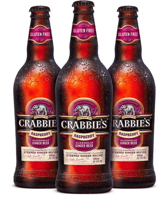 Crabbie's Original Alcoholic Ginger Beer 1