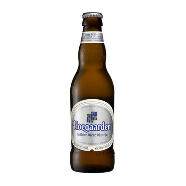 Hoegaarden  White Beer  1