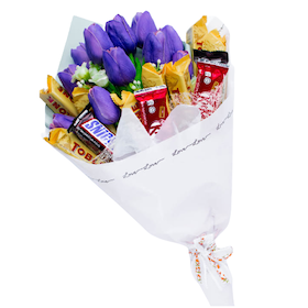 10 Best Chocolate Bouquets in the Philippines in 2021 (Flowerstore PH, Knots, and More) 3